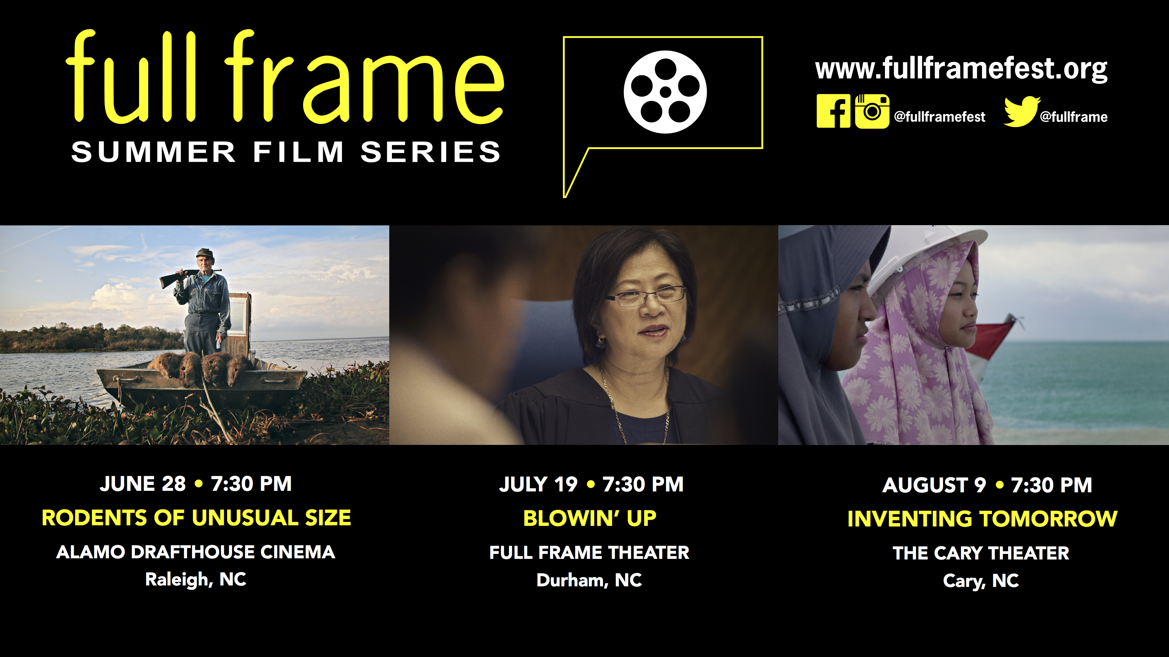 Home - Full Frame Documentary Film Festival